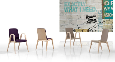 Take me new chairs, collection, design