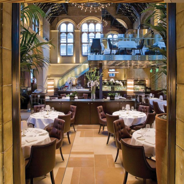 Galvin La Chapelle – London
