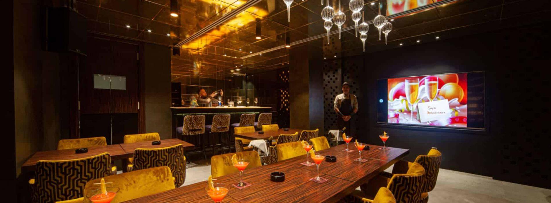 Urban Lounge & Restaurant - Rabat -featured